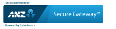 Secure payments enabled by ANZ
