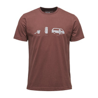 Black Diamond Dirtbag Tee - Mocha