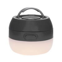 Black Diamond Moji Lantern - Black
