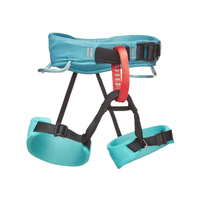 Black Diamond Momentum Kid's Harness - Salt Water