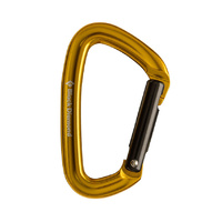 Black Diamond Positron Straight Gate Yellow