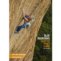 Blue Mountains Selected Sport Climbing 2011 Edition