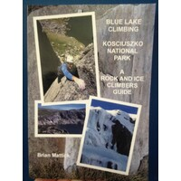 Blue Lake Climbing Guide