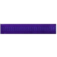 Blue Water 15mm Tube Tape Purple Price Per Metre