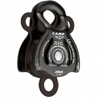 CAMP Janus Pulley Black