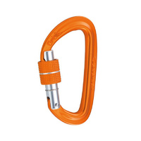 CAMP Orbit Screw Gate Orange