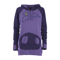 E9 F15 Graffio Hoody (Purple XS)