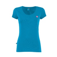 E9 Lady Top - Blue (Size: Small)