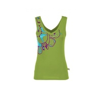 E9 Women's Tac Singlet Clearance Apple - XXS