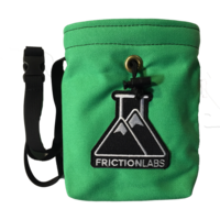 Friction Labs Chalk Bag Meanie Greenie