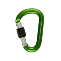 Metolius Element Green Screw Gate