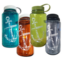 Nalgene Climbing Anchors 1L Wide Mouth Bottle