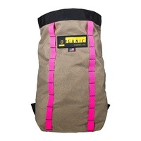 Organic Pump Pack - Silver/Neon Pink