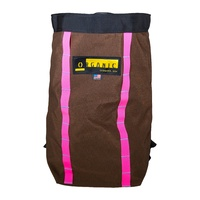 Organic Pump Pack - Brown/Neon Pink
