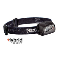 Petzl Actik (Colour: Black)