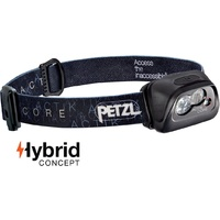 Petzl Actik Core (Colour: Black)