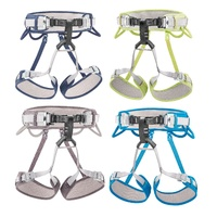 Petzl Corax Harness - Four Colours