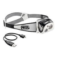 Petzl Reactik (Colour: Black)