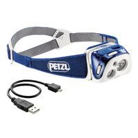 Petzl Reactik (Colour: Blue)