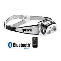 Petzl Reactik + (Colour: Black)