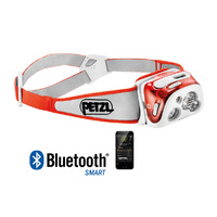 Petzl Reactik + (Colour: Orange)