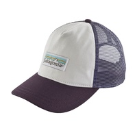 Patagonia Women's Pastel P-6 Label Layback Trucker Hat - Purple