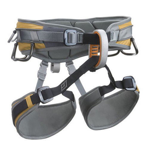 Black Diamond Big Gun Harness (Size: Small)