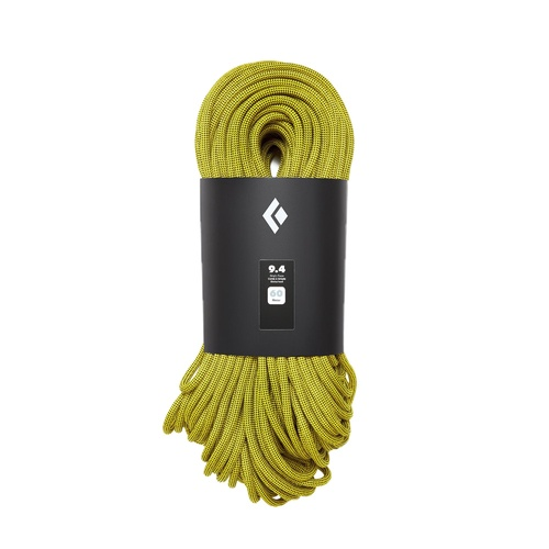 Black Diamond 9.4 Climbing Rope 60m - Gold