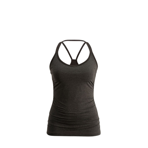 Black Diamond Women's Six Shooter Tank (Colour: Slate; Size: Medium)