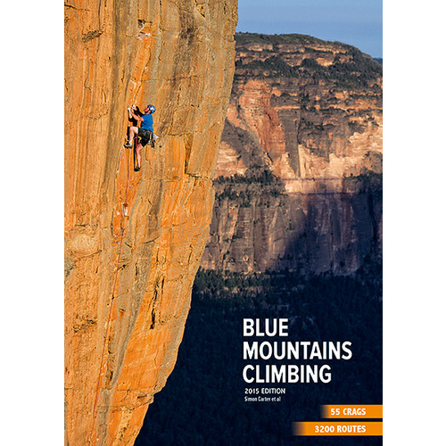 Blue Mountains Climbing 2015 Edition