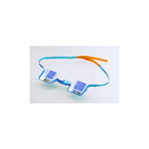 CU Belay Glasses - Blue Orange