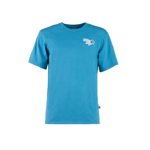 E9 F16 One Move T-Shirt Cyan - XS