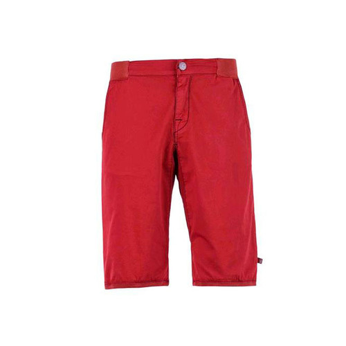 E9 Kroc Shorts - Red (Size: Small)