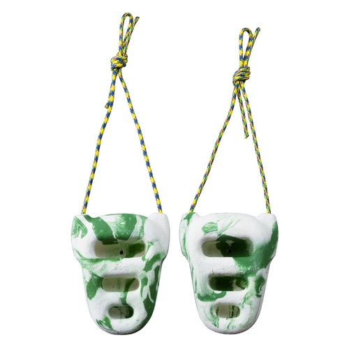 Metolius 3D Rock Rings(Colour:Green Swirl)