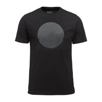 Black Diamond Landscape Tee - Black