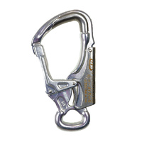 Climbing Technology Alloy Double Action Hook