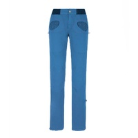 E9 F18 Onda Slim Women's Pants - Cobalt Blue