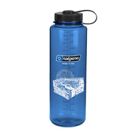 Climbing Anchors Nalgene 1.5L Silo Bottle (Colour: Blue/Black)
