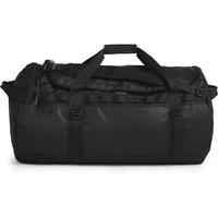 The North Face Base Camp Duffle Large - Black/White