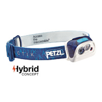 Petzl Actik (Colour: Blue)