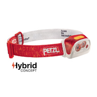 Petzl Actik Core (Colour: Red)