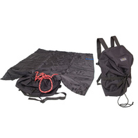 Vertical Ponderosa Rope Bag