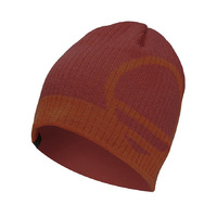 Wild Country Logo Beanie - Cranberry