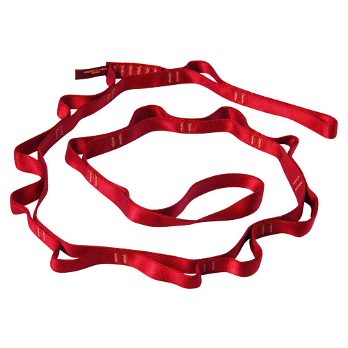 Black Diamond Nylon Daisy Chain 140cm - Red