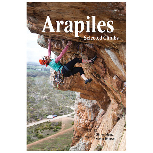 Arapiles Selected Climbing Guide 2016