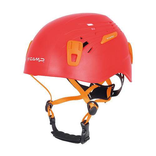 CAMP Titan Helmet Red(Size:Size 1)