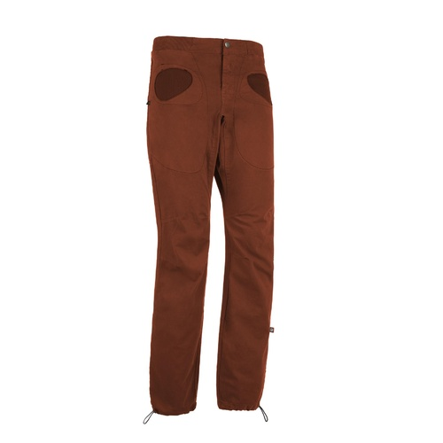 E9 F19 Men's Rondo Slim Pants - Brick