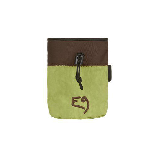 E9 S19 Aglio Chalkbag - Green/Brown