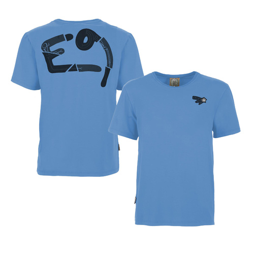 E9 S20 OneMove 1C Men's Tee - Cobalt Blue