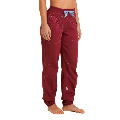 E9 S20 Mix Women's Pants - Magenta